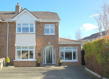 Thumbnail 4 bed semi-detached house for sale in 65 Weston Way, Lucan, Dublin