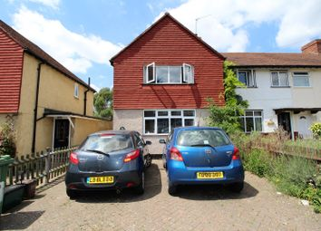 Thumbnail 3 bed end terrace house for sale in Lindsay Road, Worcester Park