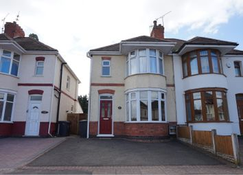 Thumbnail 3 bed semi-detached house for sale in Ryde Avenue, Nuneaton