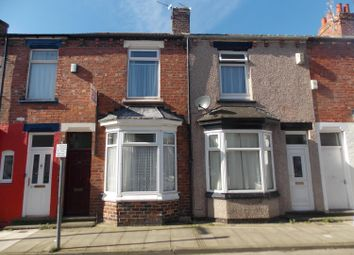 Thumbnail 2 bedroom terraced house to rent in Tennyson Street, Middlesbrough