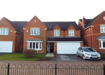 Thumbnail 5 bed detached house for sale in Swifts View, Kirkby In Ashfield, Nottingham, Nottinghamshire