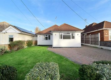 Thumbnail 3 bed detached bungalow for sale in Homefields Avenue, Benfleet