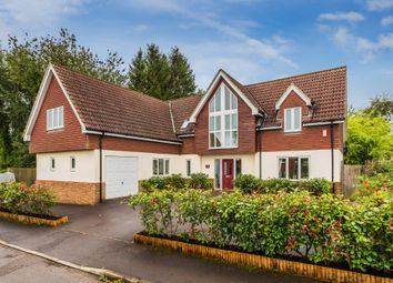 Thumbnail 5 bed detached house for sale in Gloucester Close, Four Marks, Hampshire