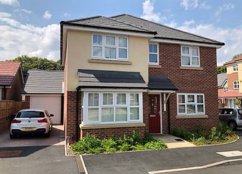 Thumbnail 4 bed detached house to rent in Broadleaf Gardens, Wolverhampton