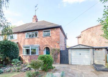 Thumbnail 3 bed semi-detached house for sale in Irthlingborough Road, Wellingborough