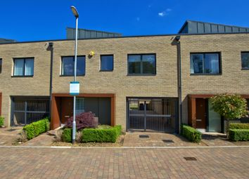 Thumbnail 3 bed terraced house for sale in Harness Close, Trumpington, Cambridge