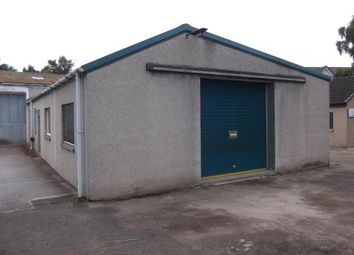 Thumbnail Retail premises to let in Fogwatt Garage, Longmorn