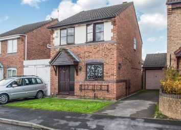 Thumbnail 3 bedroom detached house for sale in Kingfisher Close, Bulwell, Nottingham