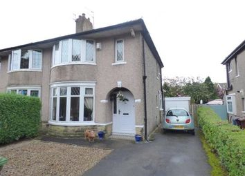 Thumbnail 2 bed semi-detached house for sale in Glen View Road, Burnley, Lancashire
