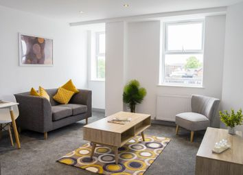Thumbnail 1 bed flat for sale in Paragon Arcade, Paragon Street, Hull