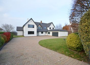 Thumbnail 7 bed detached house for sale in Grange Road, Saltford, Avon