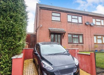 Thumbnail 3 bed semi-detached house for sale in Lewis Street, Aberbargoed, Bargoed