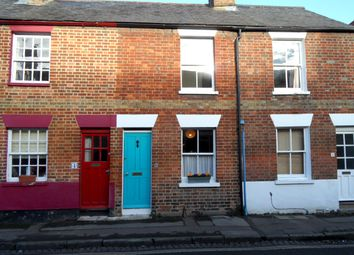 Thumbnail 2 bed terraced house for sale in South Street, Osney Island, Oxford
