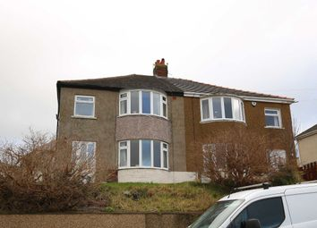 Thumbnail 3 bed semi-detached house for sale in School Road, Heysham, Morecambe