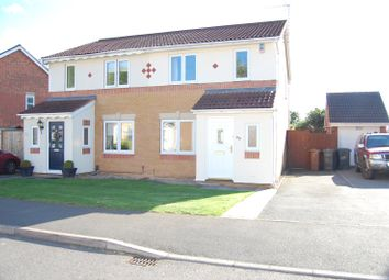 Thumbnail 3 bedroom semi-detached house to rent in Malthouse Road, Ilkeston, Derbyshire