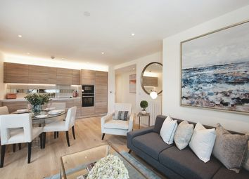 Thumbnail 3 bed flat for sale in Waterfront II, Royal Arsenal Riverside, London