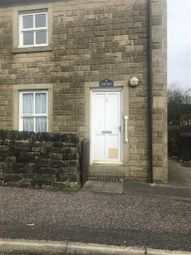Thumbnail 1 bed flat to rent in St. Lawrence View, Warslow, Buxton