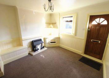 Thumbnail 3 bedroom terraced house for sale in Ball Haye Green, Leek, Staffordshire