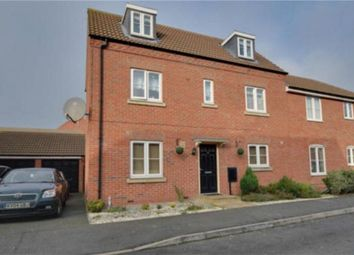 Thumbnail 4 bed terraced house for sale in Babbage Crescent, Corby, Northamptonshire