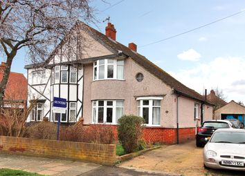 3 bed semi-detached house for sale in Montrose Avenue, Sidcup, Kent DA15