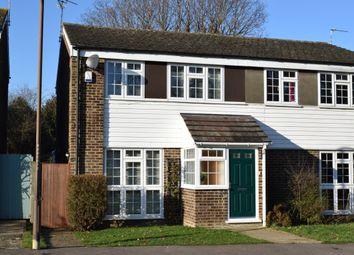 Thumbnail 3 bed semi-detached house for sale in Poyntell Road, Staplehurst, Tonbridge