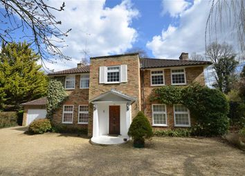 Thumbnail 5 bed detached house for sale in Star Hill Drive, Churt, Farnham