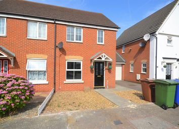 Thumbnail 2 bed semi-detached house to rent in Hill House Drive, Chadwell St. Mary, Grays