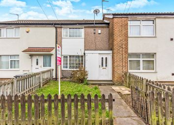 Thumbnail 2 bedroom terraced house for sale in Swarcliffe Avenue, Leeds