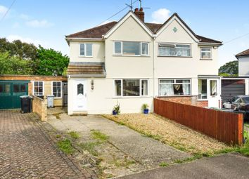 Thumbnail 3 bedroom semi-detached house for sale in Drift Avenue, Stamford