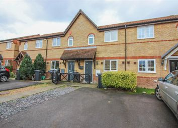 2 bed terraced house for sale in Coalport Close, Newhall, Harlow CM17