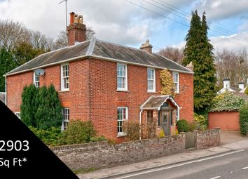 Thumbnail 5 bed link-detached house for sale in Ashford Road, Sheldwich, Faversham