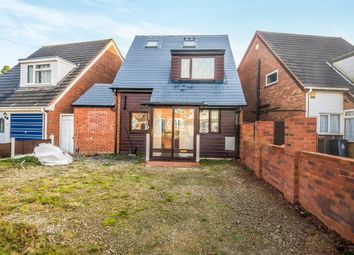 Thumbnail 4 bedroom detached house for sale in Well Lane, Bloxwich, Walsall