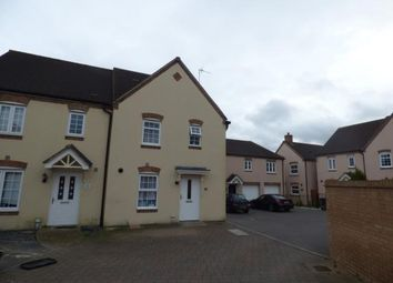 Thumbnail 3 bed semi-detached house for sale in Havisham Drive, Haydon End, Swindon, Wiltshire