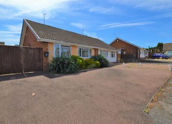 Thumbnail 2 bed semi-detached bungalow for sale in Beaumont Road, Cheltenham, Gloucestershire