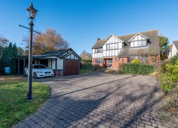 Thumbnail 4 bed detached house for sale in Church Lane, Great Holland, Frinton-On-Sea