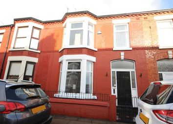 Thumbnail 4 bedroom terraced house for sale in Dudley Road, Mossley Hill, Liverpool