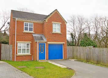 Thumbnail 3 bed detached house for sale in Woodside, Shadforth, Durham