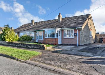 Thumbnail 2 bed bungalow for sale in James Place, Ulceby, Lincolnshire