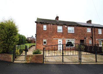 Thumbnail 3 bed semi-detached house for sale in Vale Crescent, Knottingley