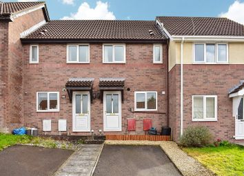 Thumbnail 2 bed terraced house for sale in Badgers Mead, Brackla, Bridgend .
