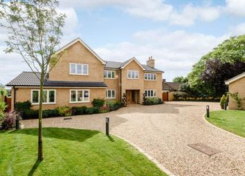 Thumbnail 5 bed detached house for sale in 8 Mill Road, Nassington, Peterborough