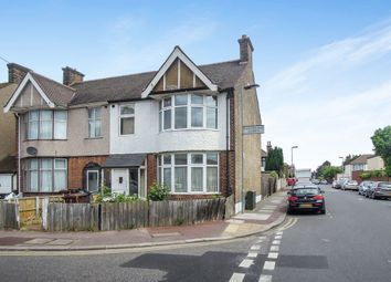 Thumbnail 3 bedroom end terrace house for sale in Hurstbourne Gardens, Barking