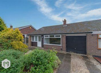 Thumbnail 3 bed semi-detached bungalow for sale in Halewood Avenue, Golborne, Warrington, Lancashire