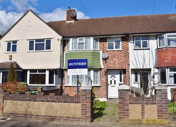 3 bed terraced house for sale in Berwick Crescent, Sidcup, Kent DA15