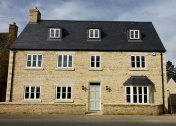Thumbnail 5 bedroom detached house for sale in Overend, Elton, Peterborough