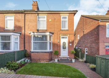 Thumbnail 3 bed semi-detached house for sale in Manor Road, Swinton, Mexborough