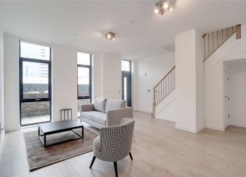 Thumbnail 2 bed terraced house to rent in Williamsburg Plaza, London