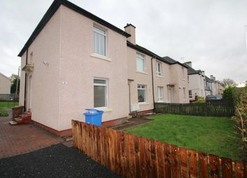 Thumbnail 2 bed flat for sale in Rotherwood Avenue, Glasgow, Glasgow