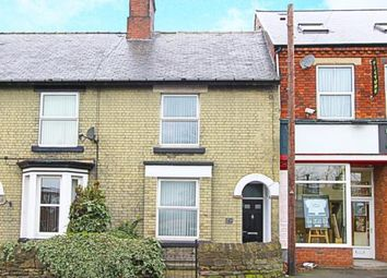 Thumbnail 2 bed terraced house for sale in Duke Street, Staveley, Chesterfield, Derbyshire