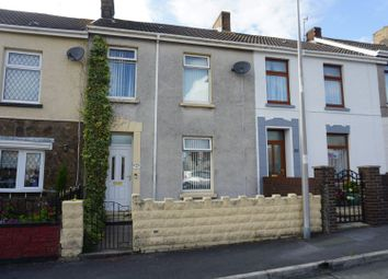 Thumbnail 3 bed terraced house for sale in Nelson Terrace, Llanelli